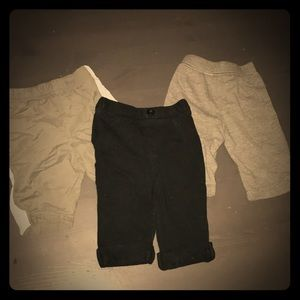 Other - Three pair of Boys pants